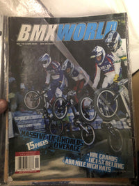 BMX World Magazine back issues - POWERS BMX