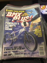 BMX Plus magazine back issues 1998 - POWERS BMX