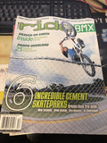 Ride Bmx magazine back issues 2001