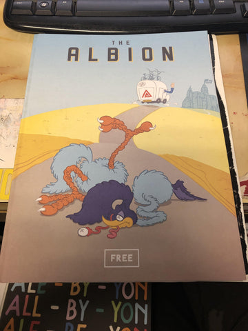 Albion Magazine Back Issues