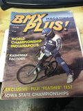 BMX Plus magazine Back issues 1980 March