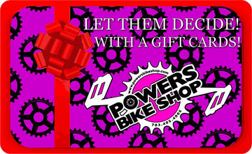 Powers Bike Shop Gift Card