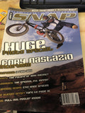Snap bmx magazine back issue 2000