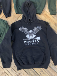 Powers Eagle Hoodie - POWERS BMX