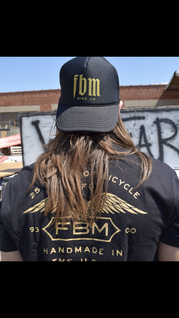 FBM Infinity bmx T shirt - POWERS BMX