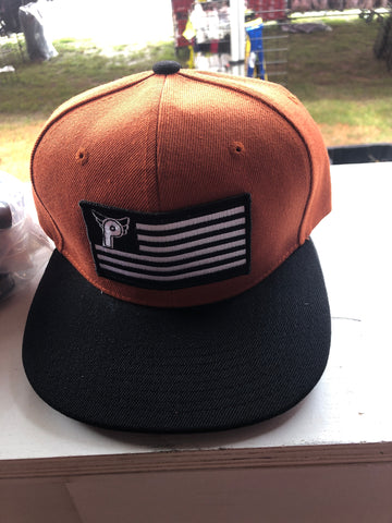 Profile Racing Nation Patch hat
