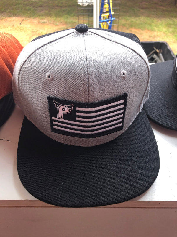 Profile Nation Patch Hat - POWERS BMX