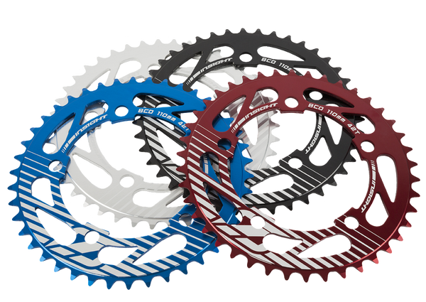Insight 5 bolt bmx chainring