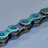 "KMC Z610HX 3/32"" Chain - POWERS BMX"