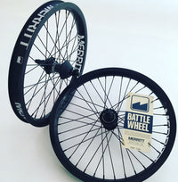 Merritt battle freecoaster wheel - POWERS BMX