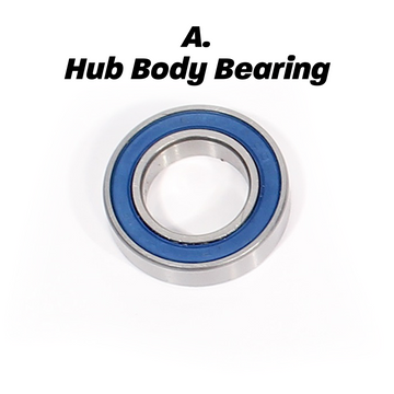 Profile Hub & Driver Bearings