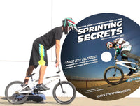Sprinting Secrets bmx training dvd - POWERS BMX