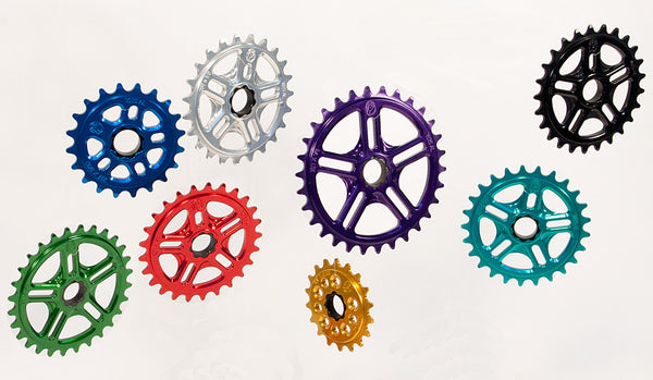 Profile Spline bmx sprocket - POWERS BMX