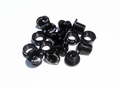 Box Spiral bmx chainring bolts