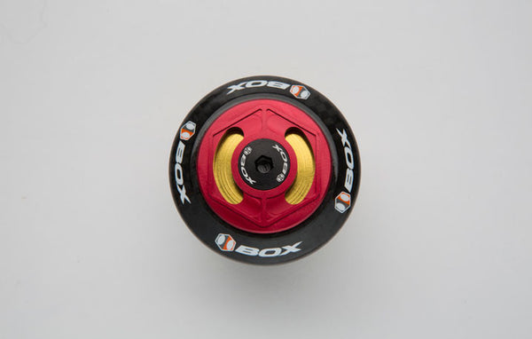 Box 'Glide' Carbon Integrated BMX Headset