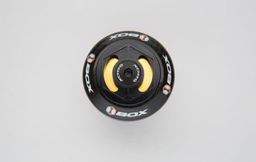 Box 'Glide' Carbon Integrated Headset