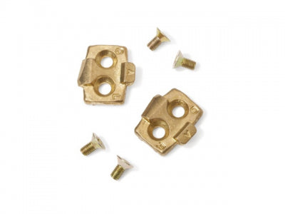 Time Brass Cleats - POWERS BMX