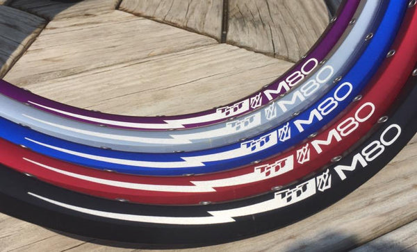 TNT M80 28H BMX Rim - POWERS BMX