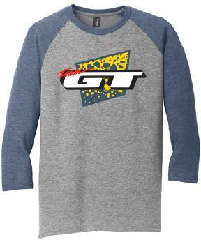 GT Raglan 2020 Long sleeve shirt