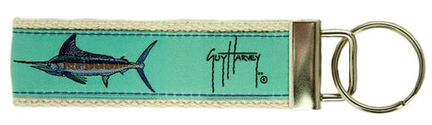 Guy Harvey Grandslam Key Chains- 3 colors to hook at.
