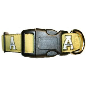 University of Appalachian State Dog Collar