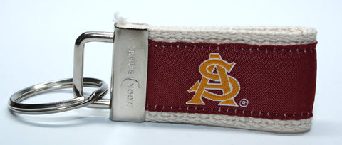 Arizona State University  Web Key Chain