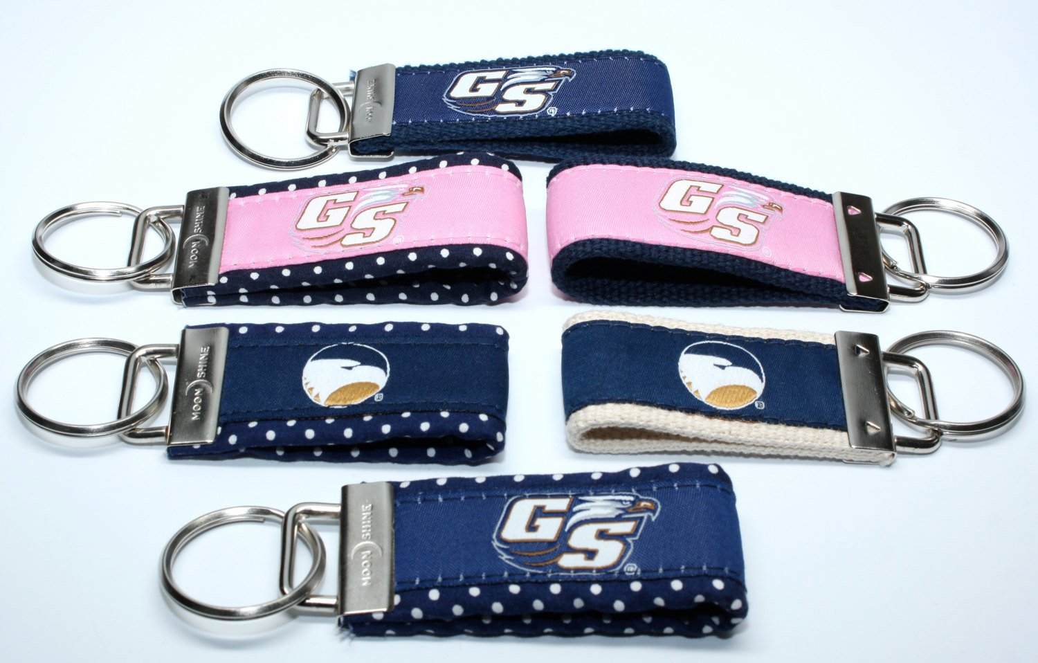 Georgia Southern University  web key chains