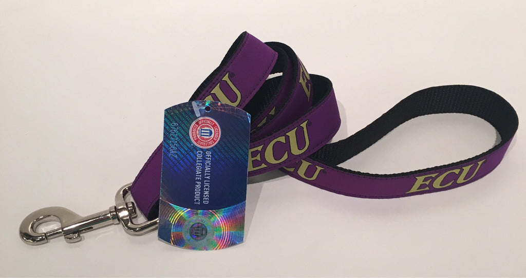 East Carolina University 6' Dog Leash