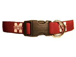 Mississippi State Dog Collar