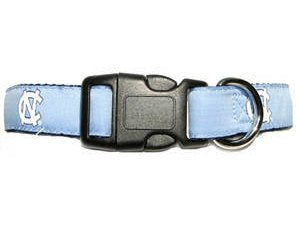 University of North Carolina UNC Dog Collar