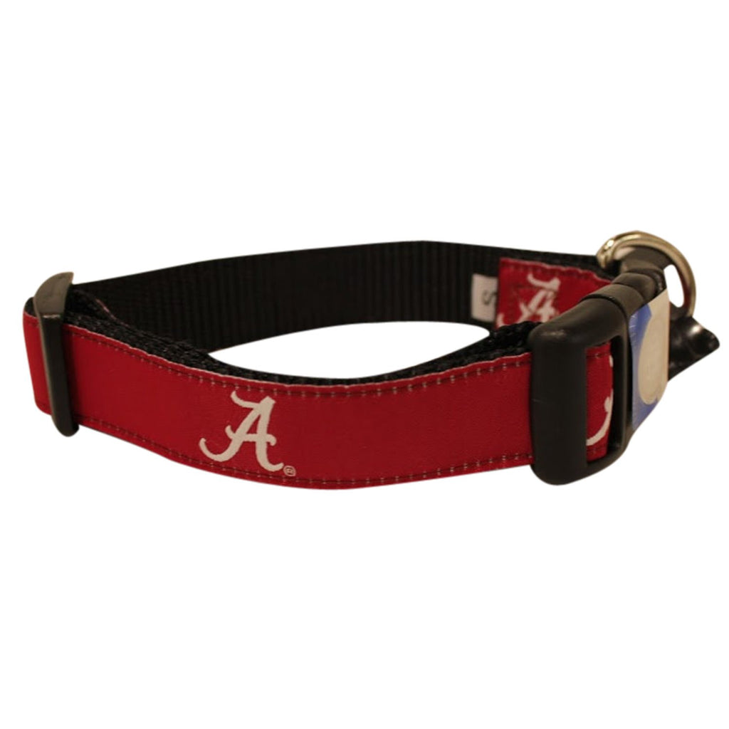 University of Alabama  Dog Collar. Many Designs to Tackle