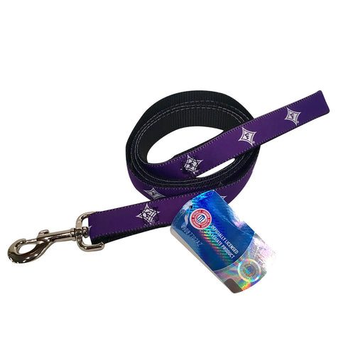 "Furman "" Paladins ""University 6' Dog Leash"