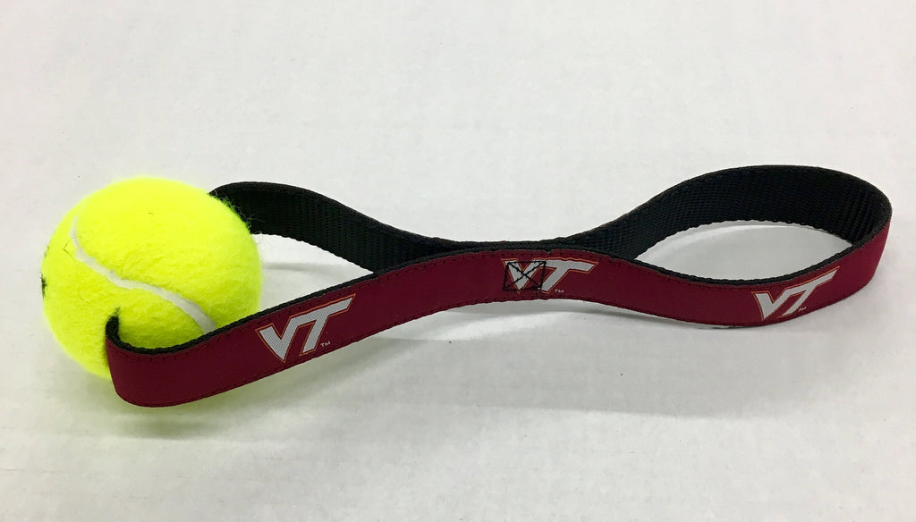 Virginia Tec Dog Toy