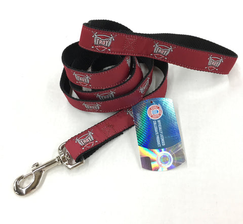 Troy University 6' Dog Leash