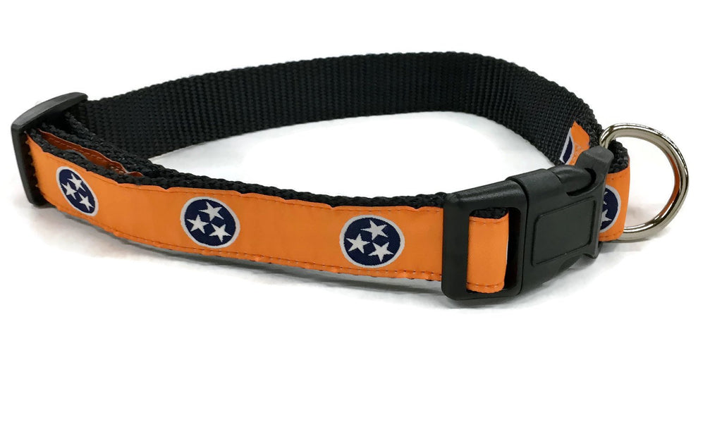 Tri Star UT Vols  Dog Collar