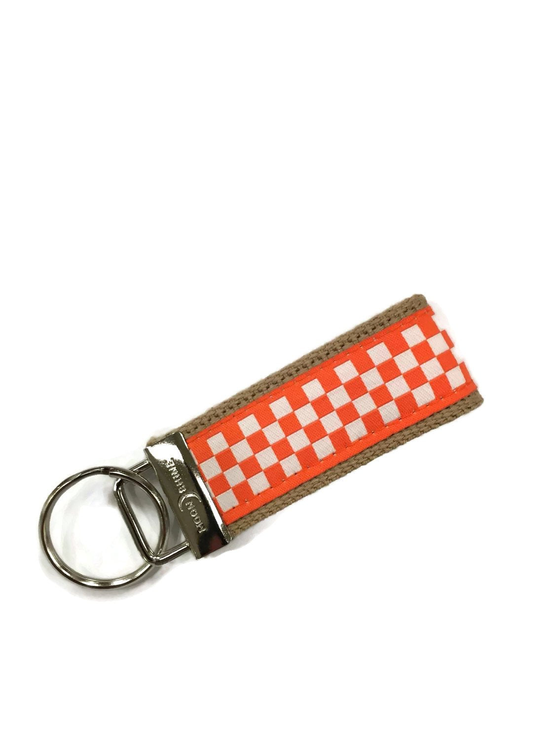 University of Tennessee  Go Vols licensed web key chain