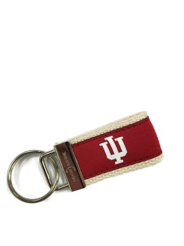University of Indiana web key chains