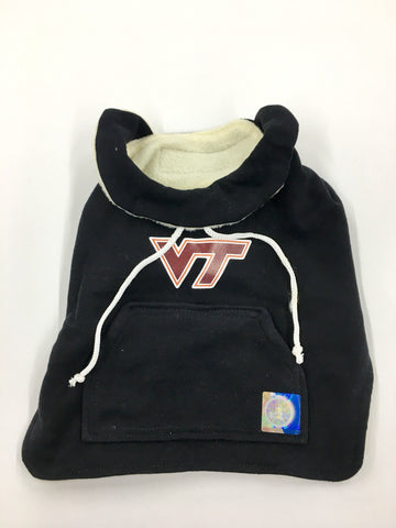Virginia Tec Dog Hoodie Coat