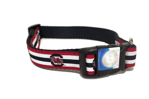 University of South Carolina USC Gamecocks Dog  Collar