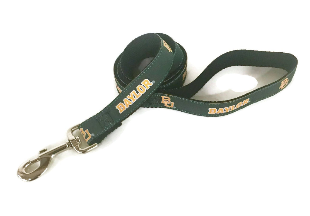 University of Baylor 6'  Dog Leash