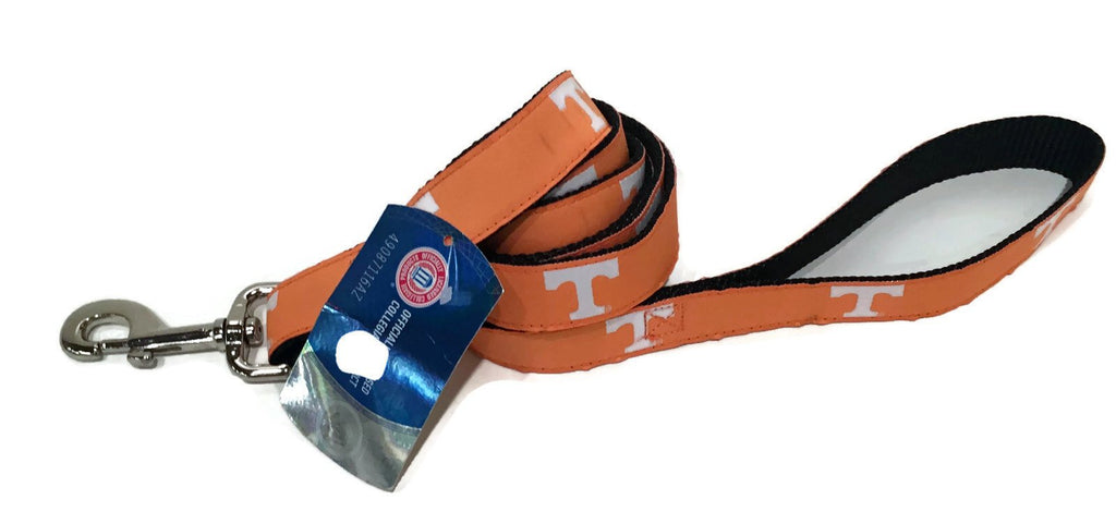 University of Tennessee Volunteers Dog Leash. Vols licensed product.