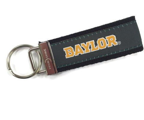 Baylor  Web Key Chain