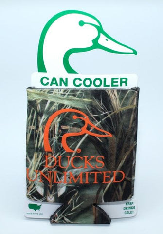 Licensed Ducks Unlimited Can Coolers