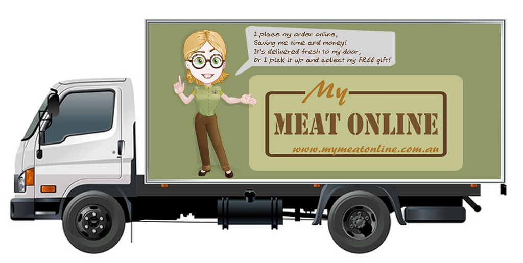 My Meat Online, Delivered fresh to you!