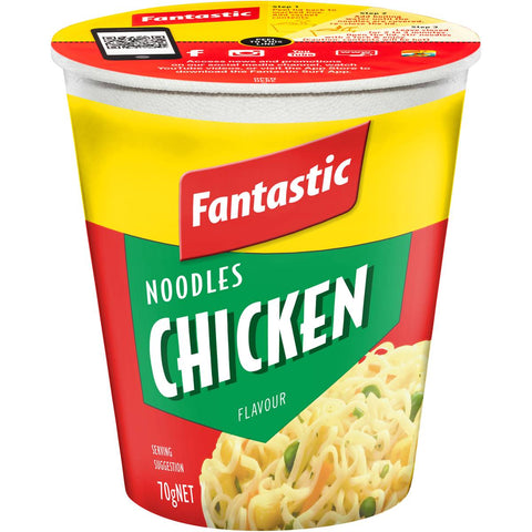 Fantastic Chicken Noodle Cup 70g