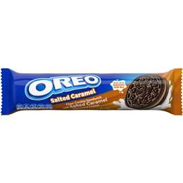 Oreo Salted Caramel Cookie 133g