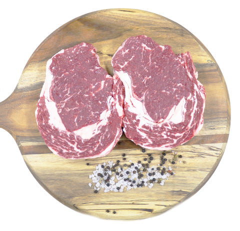 100 Day Grain Fed Angus Scotch Fillet, $39.99kg, min. 1kg Buy