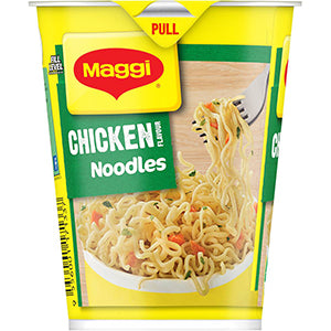 Maggi 2 Minute Instant Cup Noodle Chicken 60g, $1.80ea