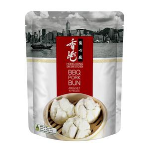 Hong Kong Dim Sim Kitchen Frozen BBQ Pork Buns 200g, $5.00ea