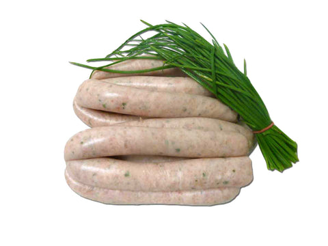 Sausages Supreme Chicken & Chive .. min 1kg (12)